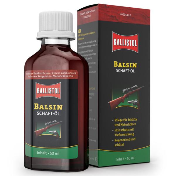 Balsin Schaftöl rotbraun 50 ml