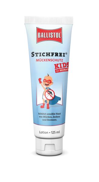 Ballistol Stichfrei Kids Lotion Tube 125 ml