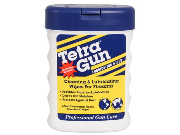 Tetra Gun Öltücher im Spender