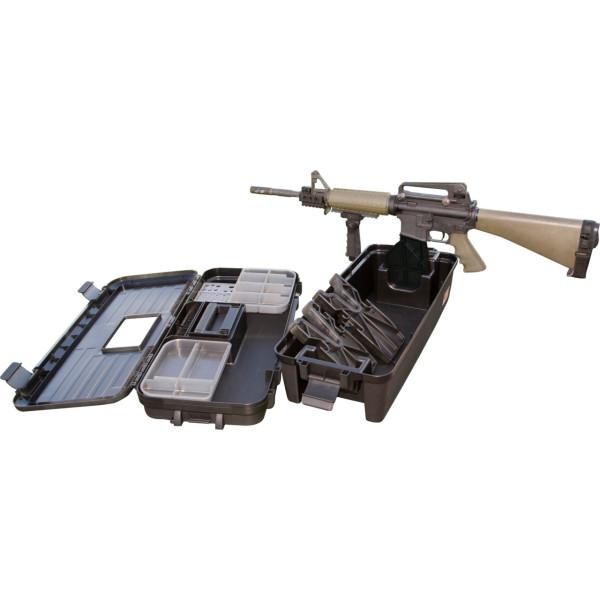 MTM Tactical Range Box schwarz