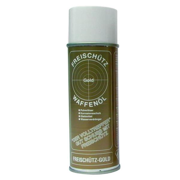 Freischütz Gold Waffenöl Spray 200 ml