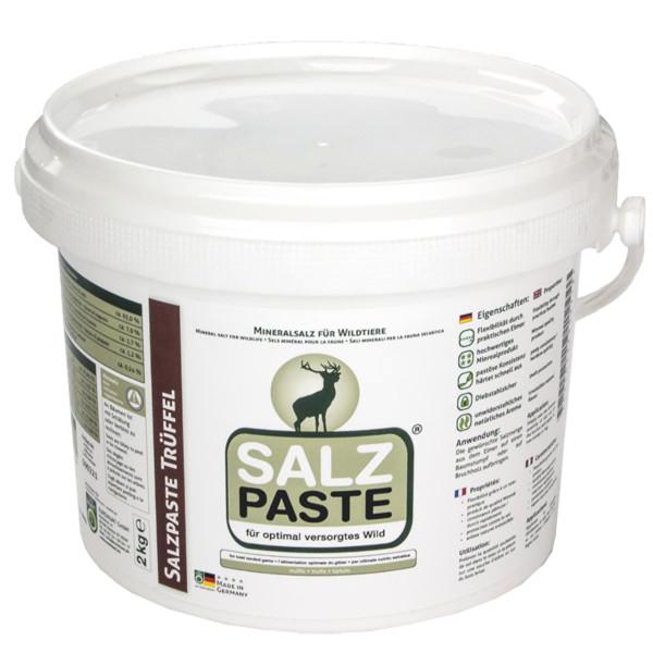 DEUSA Salzpaste für Wildtiere TRÜFFEL - 2 kg