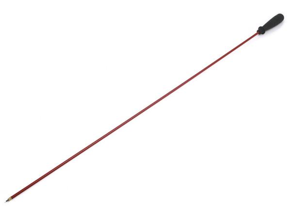 Putzstock Langwaffe dia. 6 mm mit Kunststoffgriff