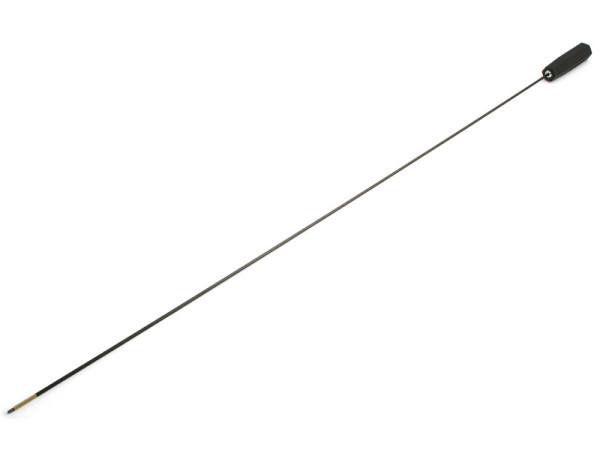 Carbon-Putzstock Langwaffe dia. 4 mm mit Kunststoffgriff