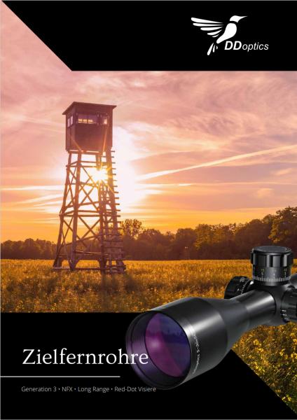 DDoptics Katalog Zielfernrohre