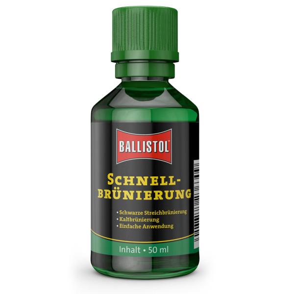 Ballistol Klever Schnellbrünierung 50 ml