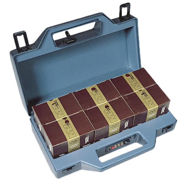 Patronenkoffer aus Kunststoff - 150 Patronen