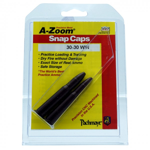 A-Zoom Pufferpatrone Kal. .30-30 (2er Packung)