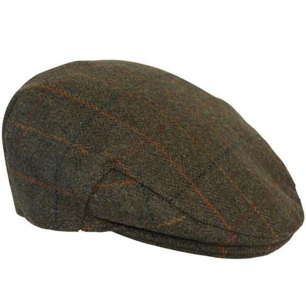 Englische Kappe aus Wolle