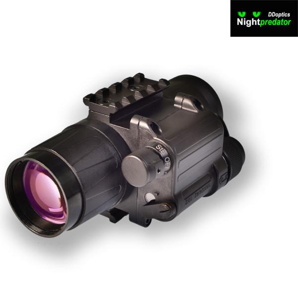 DDoptics Night Predator-V Nachtsichtvorsatzgerät Photonis Gen 2+ (XX0041C) FOM min. 1500