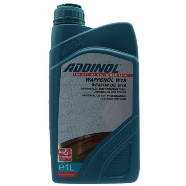 ADDINOL Waffenöl W18 1 Liter (S-761)
