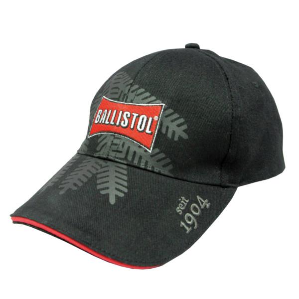 Ballistol Basecap - schwarz