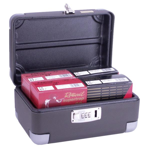 Patronenkoffer aus Kunststoff - 100 Patronen