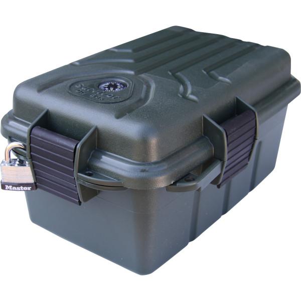 MTM Survivor Dry Box groß in grün S1074-11