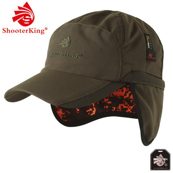 SHOOTERKING Silva Mütze aus Cordura Nylon