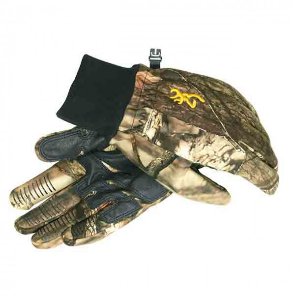 Browning Handschuhe in Camo Muster