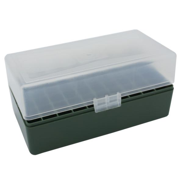 Patronenbox mit Klappdeckel Kaliber .223 - 50 St.