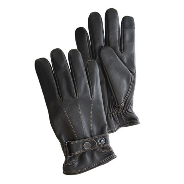 Touchscreen Handschuhe aus Schafsleder