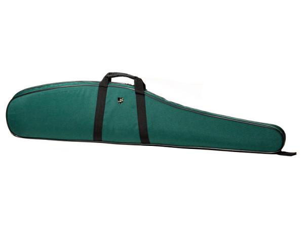 Gewehrfutteral aus Nylon 121cm mit Schaumfütterung tannengrün
