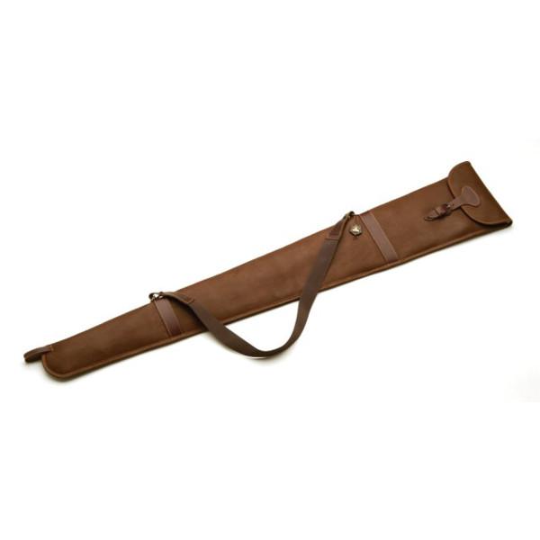 Futteral 120cm für Flinten aus edlem Elchleder