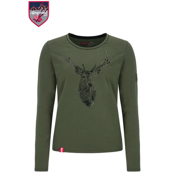 ALMGWAND Ventalm Damen Langarm-Shirt