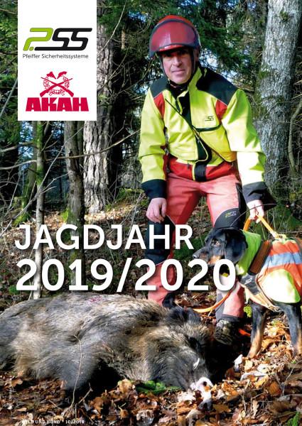 PSS Jagdjahr 2019/2020 Flyer