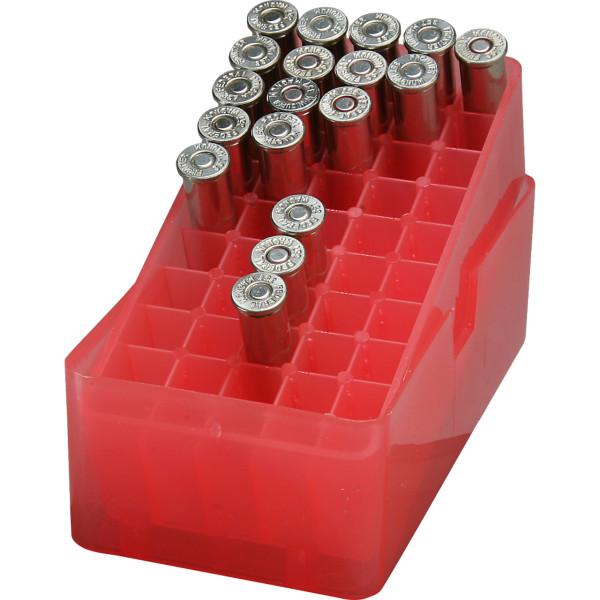 MTM Patronenbox mit Stülpdeckel E-50-38