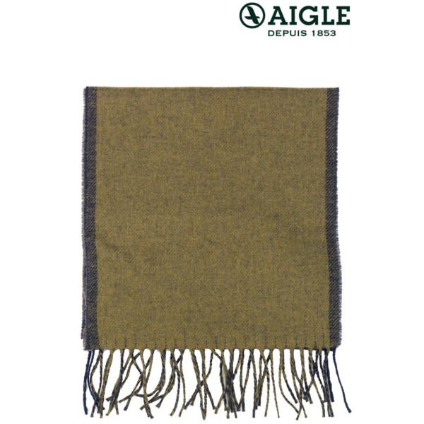 AIGLE Cudwool Schal aus Wolle und Polyamid