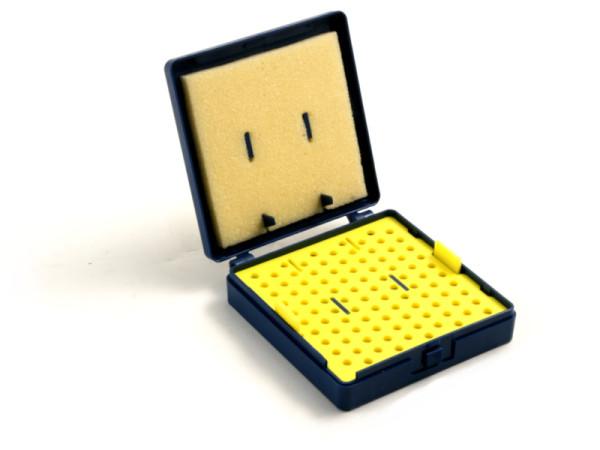 H&N Match-Box / Schütteldose für Diabolo 4,5 mm