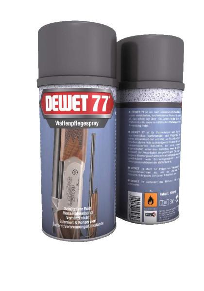 DEWET 77 Waffenpflegeöl 150 ml