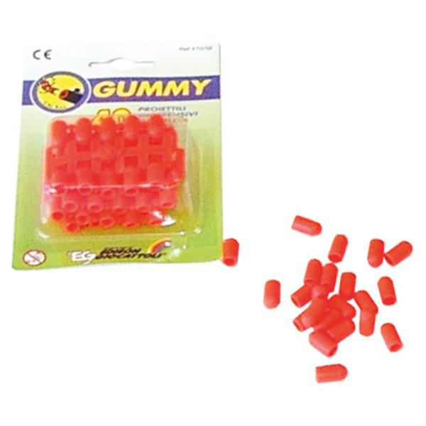 Ersatz Gummi-Patronen für Gewehrset Devon