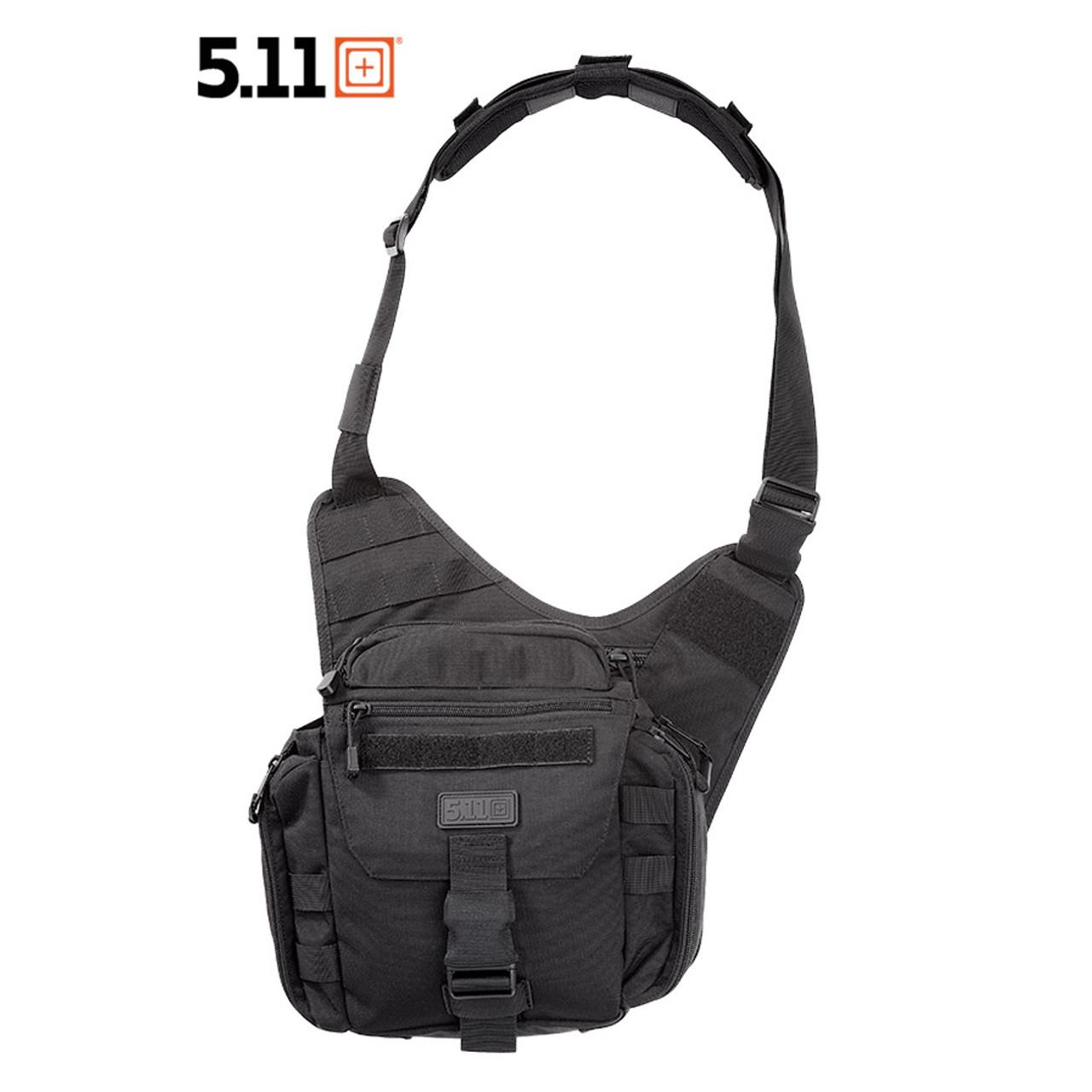 5.11 PUSH BAG in schwarz