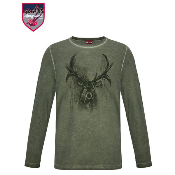 ALMGWAND Hammeralm Herren Langarm-Shirt