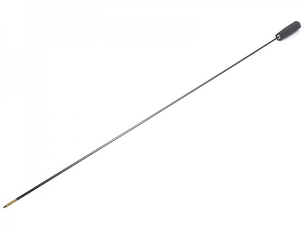 Carbon-Putzstock Langwaffe dia. 6 mm mit Kunststoffgriff