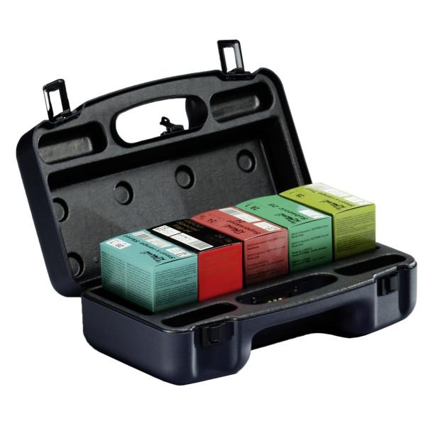 Patronenkoffer aus Kunststoff - 125 Patronen