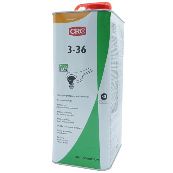 CRC 3-36 Korrosionsschutz 5 Liter Kanister