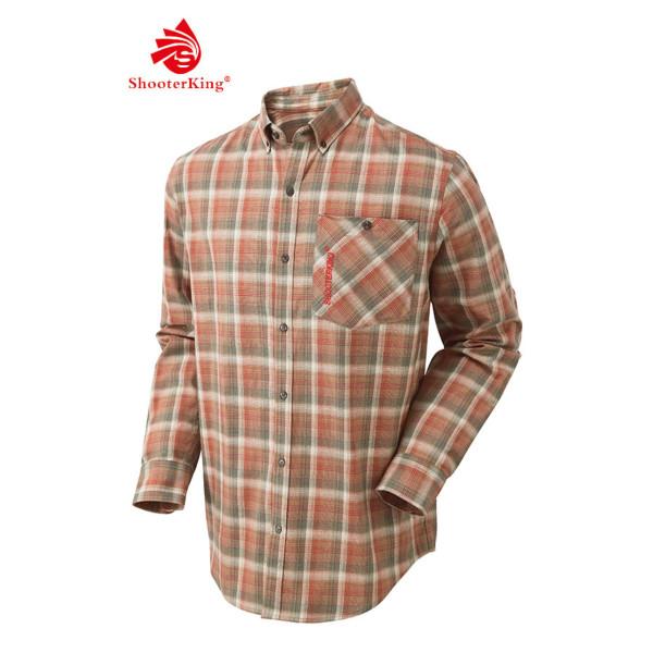 SHOOTERKING Fortem Summer Shirt aus Baumwolle