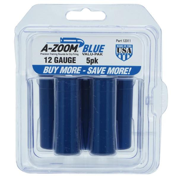 A-Zoom Pufferpatrone BLUE für Schrotflinten
