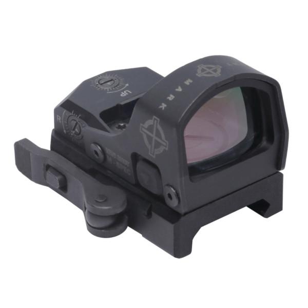 SIGHTMARK Mini Shot Rotpunktvisier M-Spec LQD mit Schnellverschluss