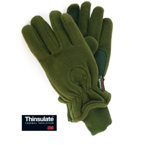 Fleece-Handschuhe mit Thinsulate gefüttert