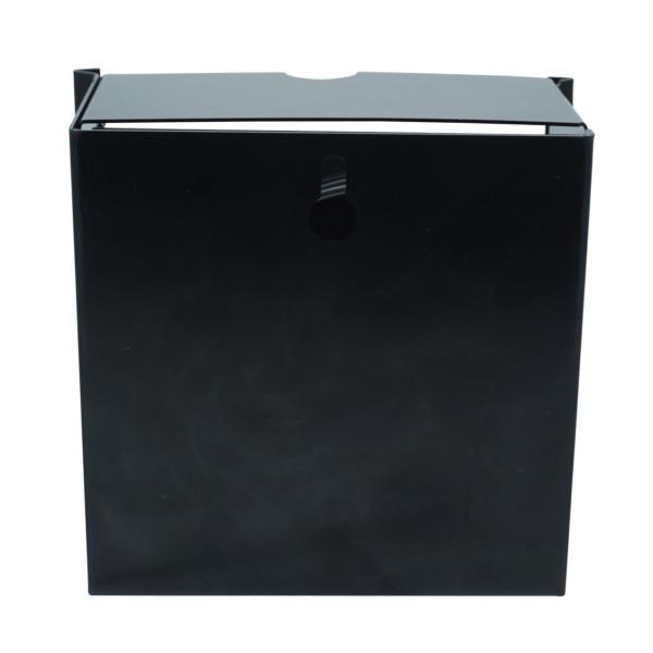 Scheibenkasten aus Metall quadratisch für Luftgewehre & Luftpistolen - 14 x 14 cm