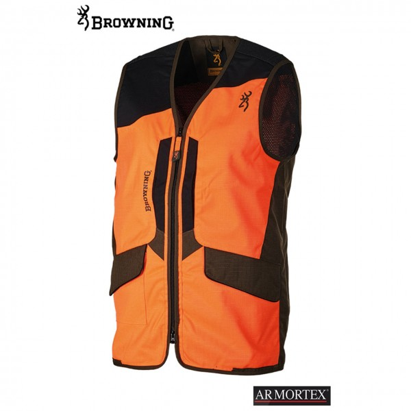 Browning Tracker Pro Weste aus Polyester