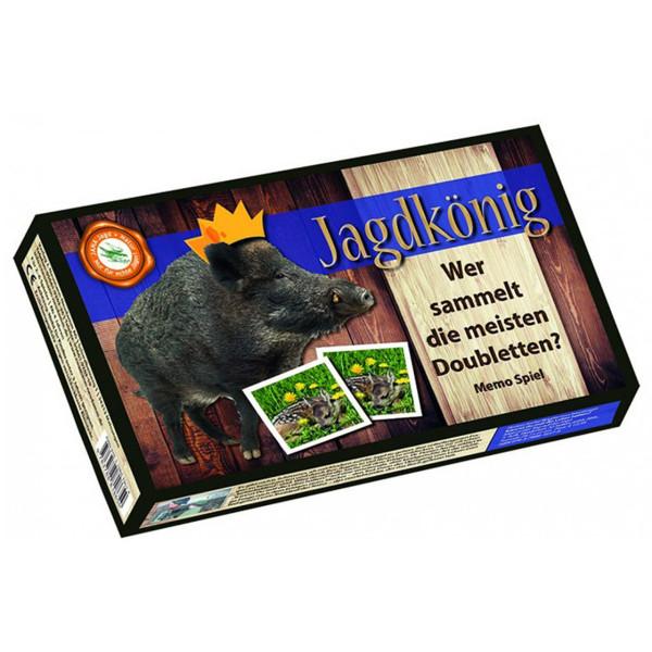 Jagdkönig Memorie Kartenspiel