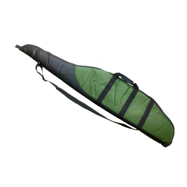 Wald & Forst Futteral 121cm für Langwaffen in schwarz/grün