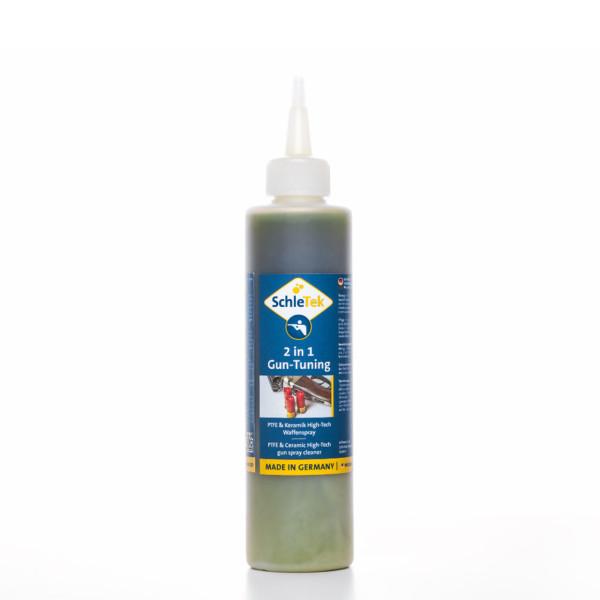 SchleTek 2 in 1 Flüssig Waffenpflegemittel - 100 ml