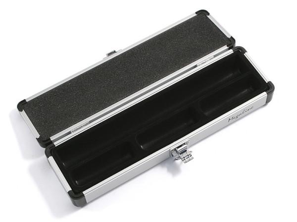 Aluminiumkoffer mit Einlage 30 x 9 cm