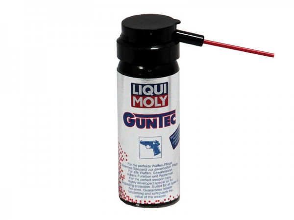 GunTec Waffenpflegespray 50 ml