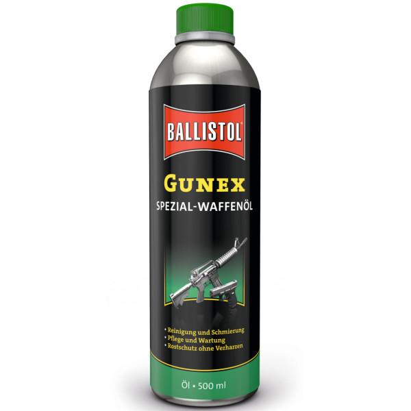 Ballistol Gunex Waffenöl 500 ml