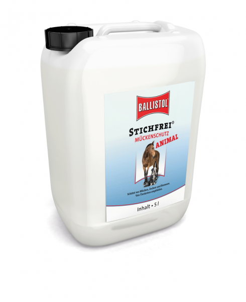 Ballistol Stichfrei Animal Nachfüll-Spray 5 Liter