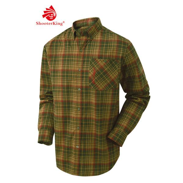 SHOOTERKING Performance Shirt aus Baumwolle